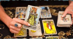 Гадание на магических картах на ответ